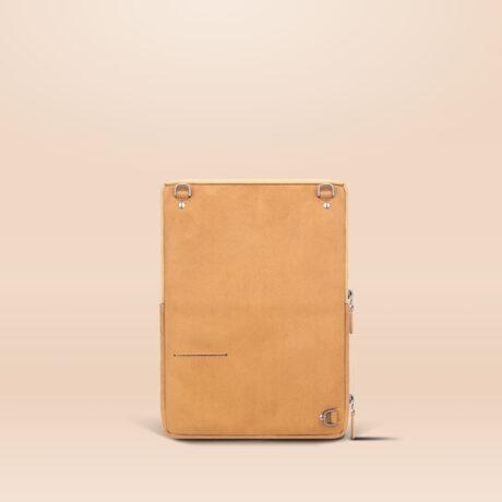 Alfonso Universal Tablet Bag Brown Back