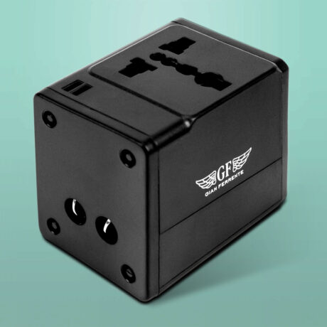 Essential Travel Adapter Plug Converter USB Charge Main
